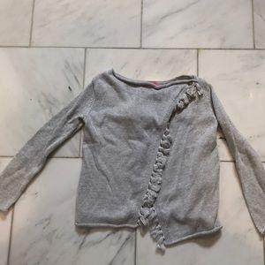Lily Pulitzer girls sweater cardigan